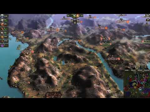 The Plague: Kingdom Wars - Gameplay 2 - First Battle |