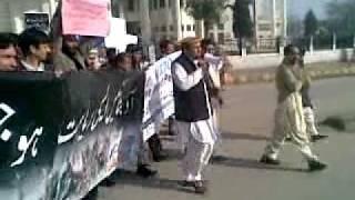 New Year 2011 Peace Rally, Mardan, Khyber Pakhtunkhwa, Pakistan
