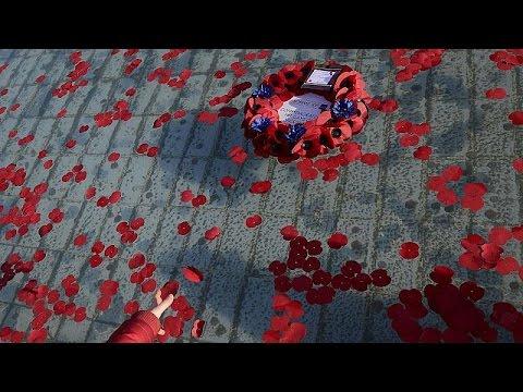 Erster Weltkrieg: Erinnerungen an die Felder in Flandern