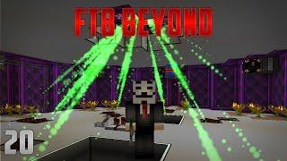 FTB Beyond EP20 Botania Endoflame Automation