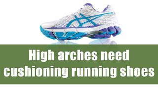 Why runners with high arches n…