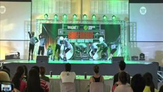South Side Street Dance Battle IV HS Division: Coolkidz Crew