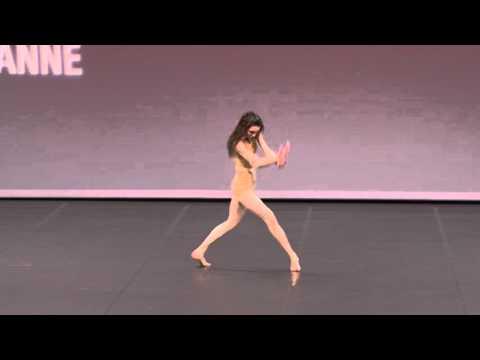Krisztina Bounakova - 2016 Prix de Lausanne selections - contemporary variation