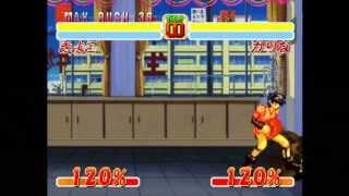 Asuka 120% Final - Kyoko Semi-Infinite