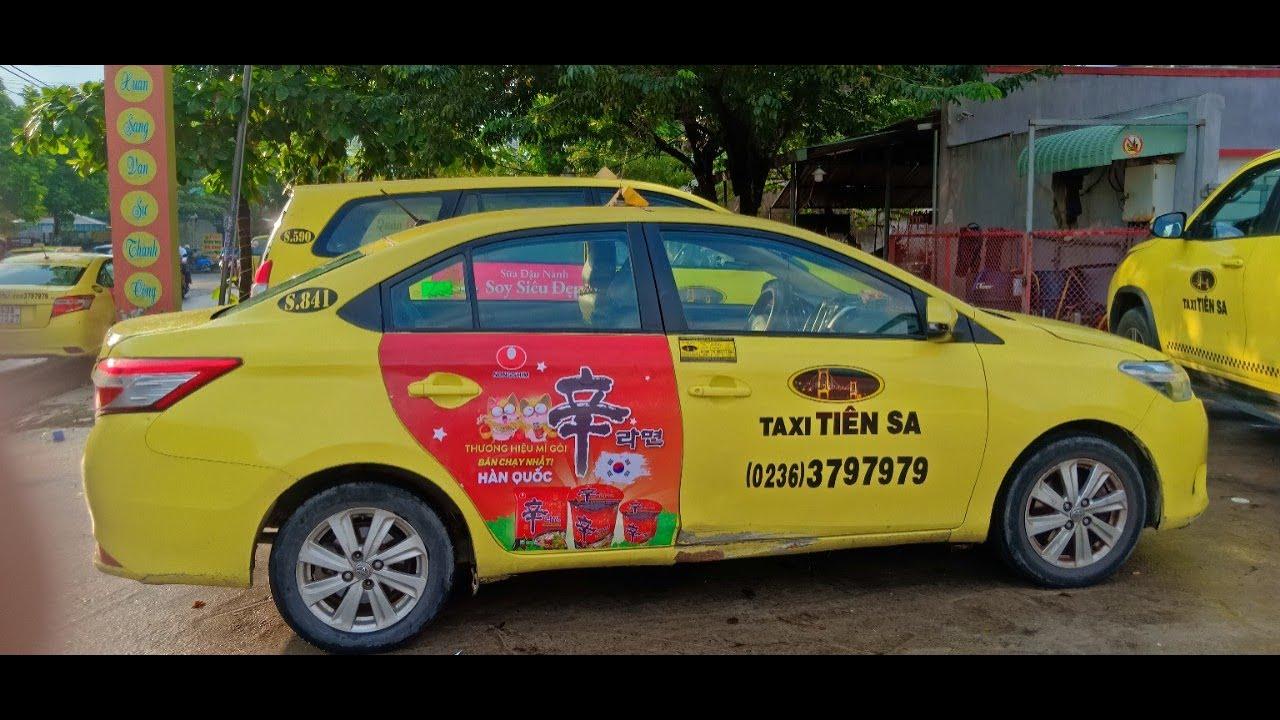 Quảng cáo taxi Tiên Sa || taxi Đà Nẵng || Mì Nongshim