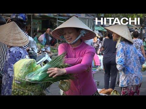 Why is Vietnam going cashless? - Hitachi