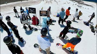 🔴Live Snowboard Hangout - High Cascade Recap & Switzerland Trip