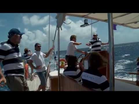 Chronos & Antigua Classic Yacht Regatta 2014