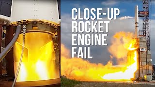 HEAT2X Engine closeup at 240fps - Watch our LAST GoPro HERO3 survive the inferno of a rocket engine.