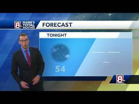 Expect sunny, cooler conditions Tuesday