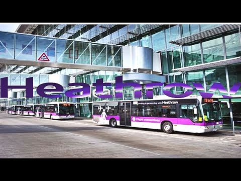 LHR Connecting at Heathrow Terminal 5 to 3 Bus Transfer