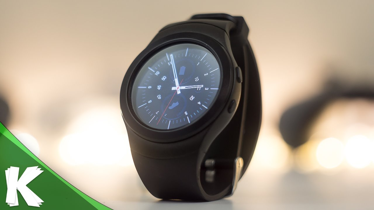 No. 1 G3: Cheap Smartwatch with All Important Features