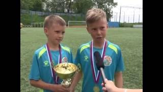 «Новая Энергия» - победитель детского турнира «Загрузи себя футболом»