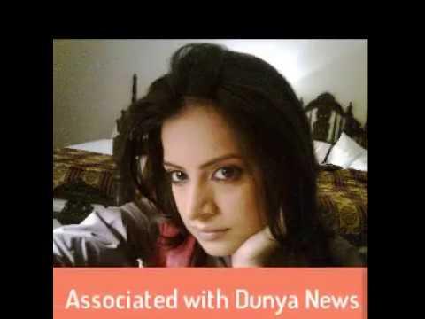 Top Ten Female News Anchor In Pakistan