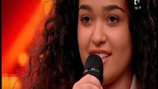 Prezentare: Miruna Voicu, concurenta care i-a dat afară de la X Factor pe Răzvan şi Dani!