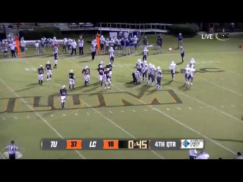 Tusculum University Football vs Limestone