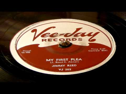 My First Plea - Jimmy Reed (Vee Jay)