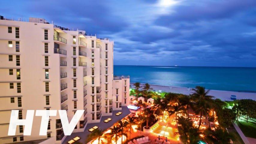 Hotel Courtyard By Marriott Cadillac Miami Beach Oceanfront