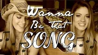 """Wanna Be That Song"" Brett Eldredge Diamond Dixie {COVER}"