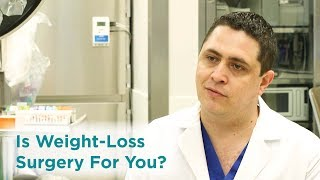 Are you a weight loss surgery candidate? | bariatric and mosaic life care