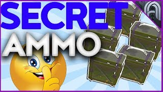 *TOP SECRET* AMMO CRATES!! Best Locations for Ammo in Fortnite!!!