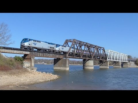 [40] 45 Years of Amtrak: Chasing Crescent 19 & 20, East End and B'ham AL, 11/22-26/2016 ©mbmars01
