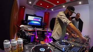 Max & Nim DJ Set from the Studio @ Music Hub