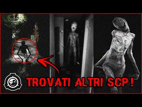 ALTRI SCP IN ITALIA !!! 💀 A CACCIA DI SCP - EP02