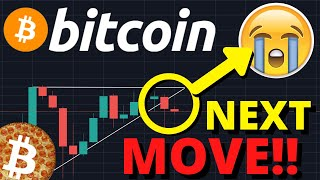 URGENT!!! BITCOIN BREAKING DOWN & FALLING BELOW SUPPORT!!! MUST HOLD THIS PRICE TODAY OR ELSE!!!
