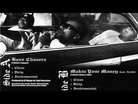 Mitchy Slick - Bass Chasers (instrumental)