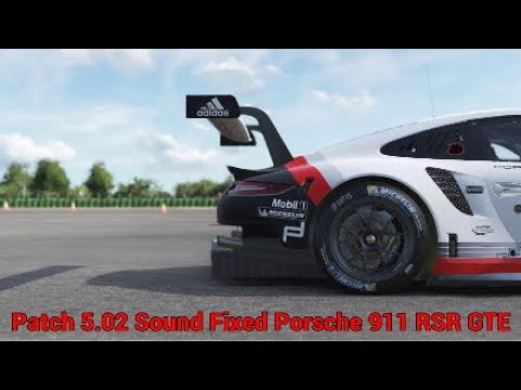 project cars 2 ps4 patch porsche 911 rsr gte. Black Bedroom Furniture Sets. Home Design Ideas