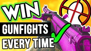 How to WIN GUNFIGHTS in Call of Duty WW2 - BEST COD WW2 TIPS to IMPROVE !!