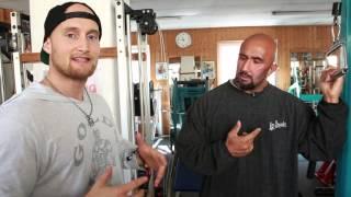 Pumping Ercan Demir und Karl Ess Bauchtraining
