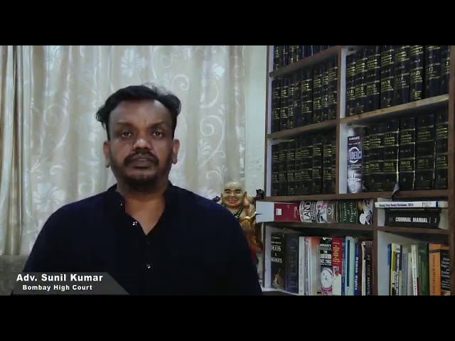 Advocate Sunil Kumar of Daksh Nagrik Foundation distributed grocery to 1200 families
