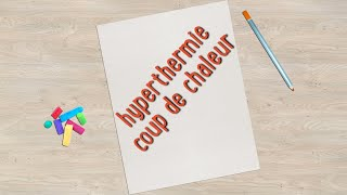Hyperthermie video - Coup de chaleur definition ...
