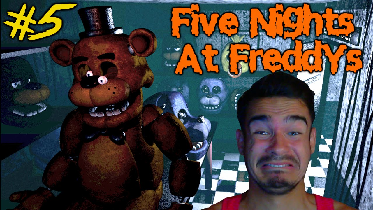 five nights at freddy 39 s let 39 s play 5 facecam ente gut alles gut haha hd youtube. Black Bedroom Furniture Sets. Home Design Ideas
