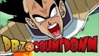 DBZ Countdown: Top 5 ENRAGED Vegeta Moments!