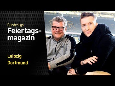 BVB Matchday Magazine w/ Marco Reus | Leipzig - BVB