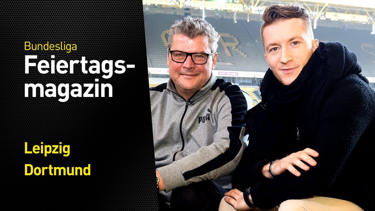 Das BVB total!-Feiertagsmagazin mit Marco Reus   Leipzig - BVB