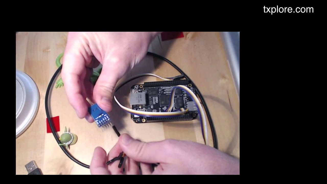 Beaglebone Black Simple Usb To Serial Connection Using Bbbs Wiring Diagram Debug Connector Youtube
