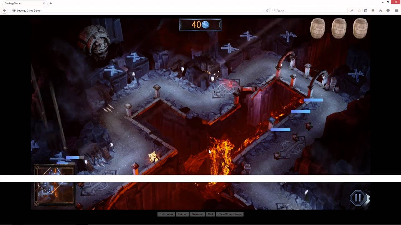 Unreal Engine 4 7 Binary Release Includes HTML5 Export - The