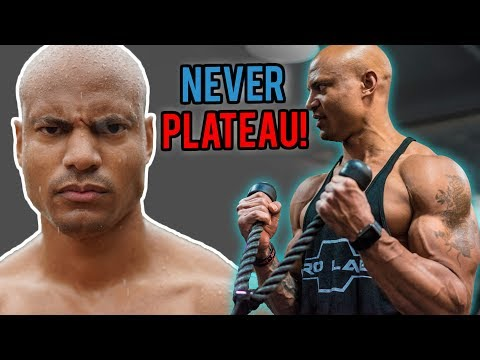 How To Break A PLATEAU (THE ONLY WAY)