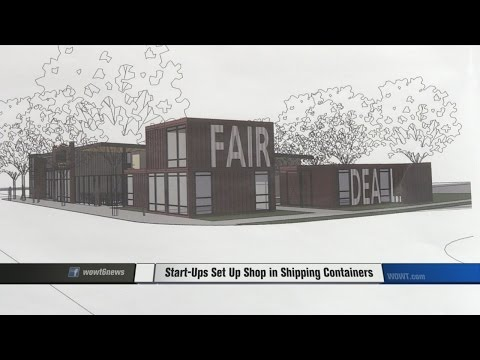 Businesses In Shipping Containers Plan For North Omaha Growth