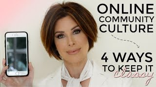 Online Comment Culture: 4 Ways to Keep It Classy | Dominique Sachse