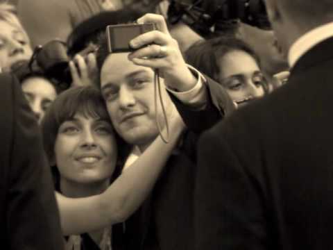 Rose Byrne And James McAvoy