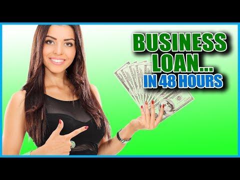 Get a $50,000 - $5 Million Dollar Business Loan in 48 Hours!