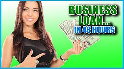 Get a $50,000 - $5 Million Dollar Business Loan in 48 Hours!