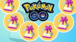 Freunde, Geschenke und Postkarten ohne Ende | Pokémon GO Deutsch #660