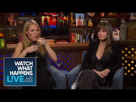 Gwyneth Paltrow And Amanda Peet Play 'What's In The Box?'  FBF  WWHL