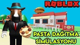 🍰 Pasta Dağıtma Simülasyonu 🍰 | Cake Delivery Simulator | Roblox Türkçe